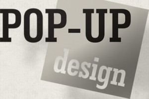 Pop Up Design